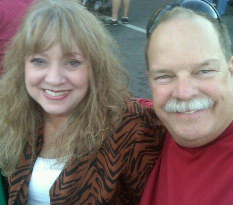 Mary and Bob Zilm