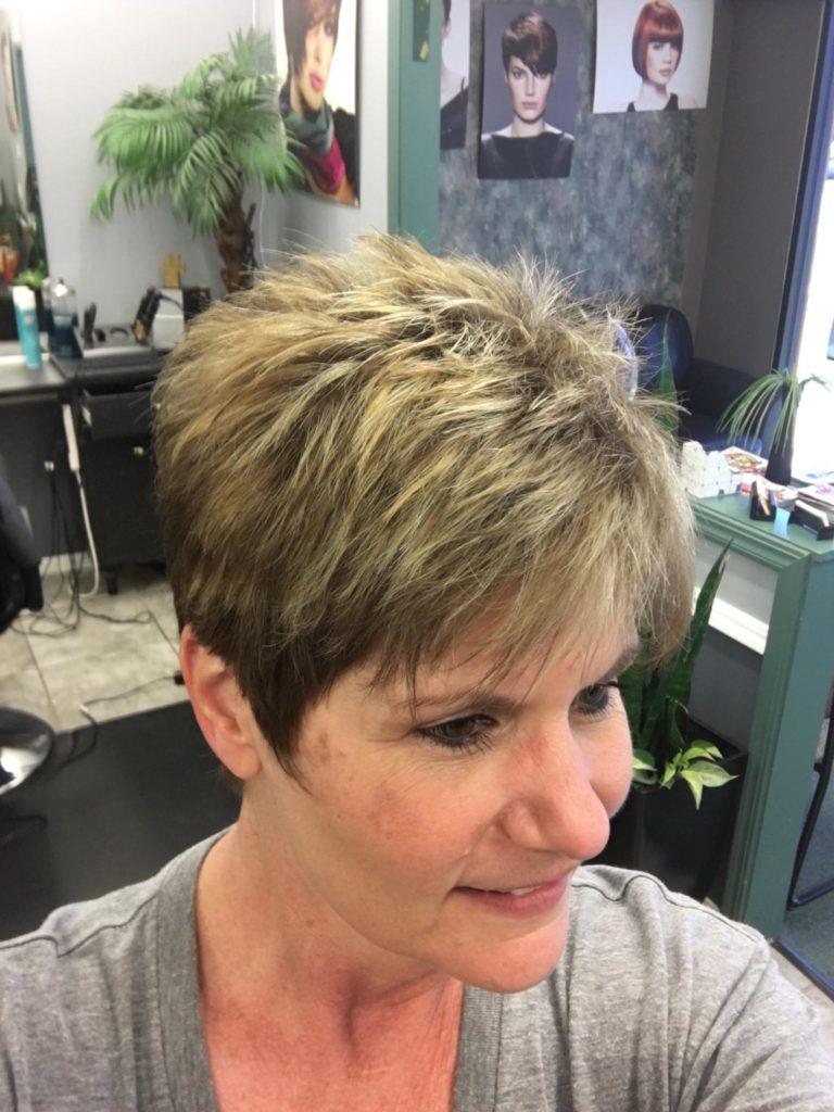 Customer Hair 6
